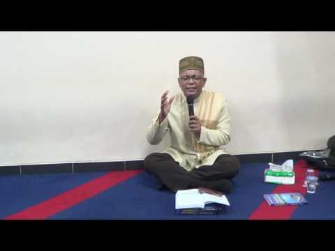 Ust.M.Iqbal Irham.MA.Tema:Manusia harus mengenali sendiri dan mengenal Allah(1)