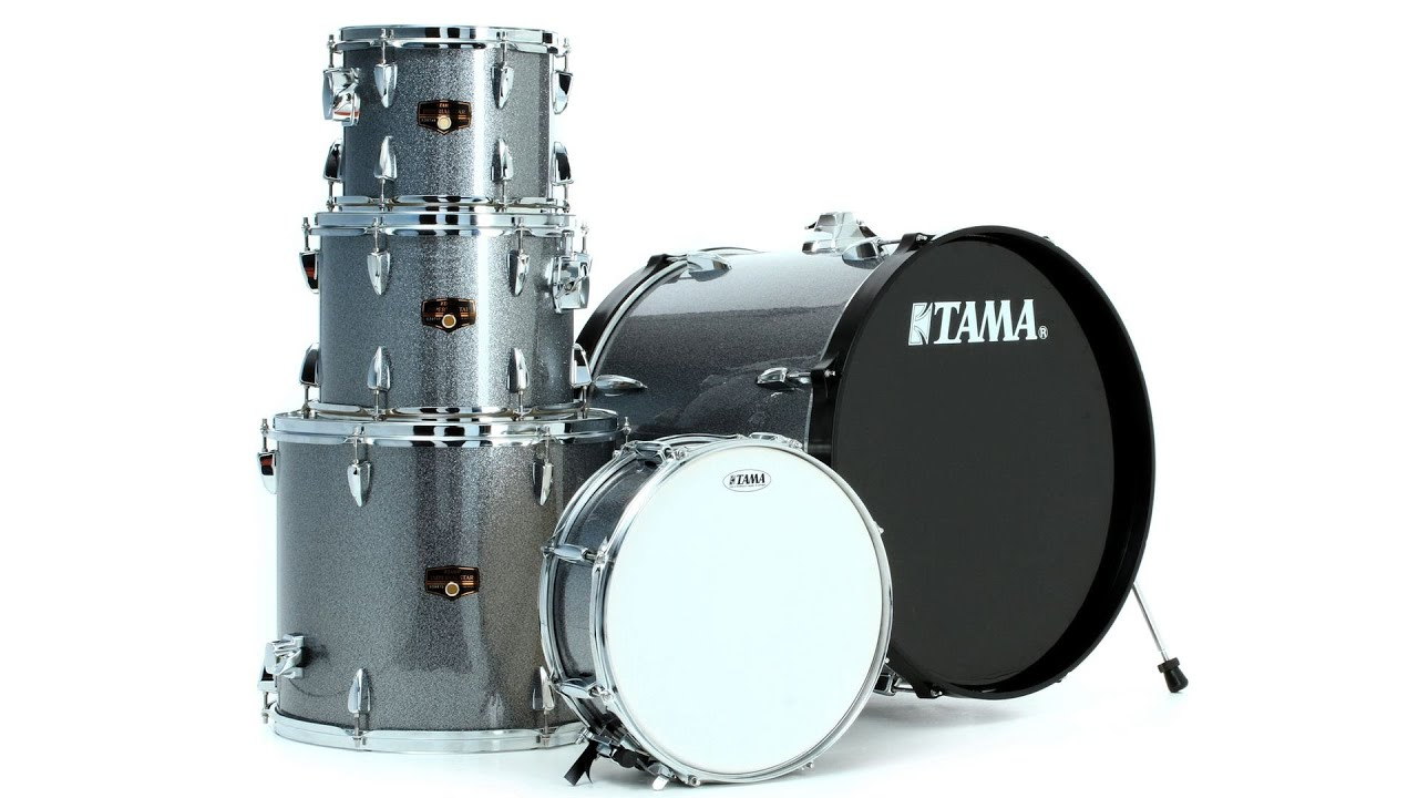 Tama Imperialstar 5 piece Drum Kit Review   Sweetwater Sound   YouTube