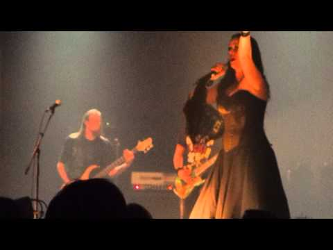 Amberian Dawn - Shallow Waters - MFVF X - Wieze, October the 20th 2012