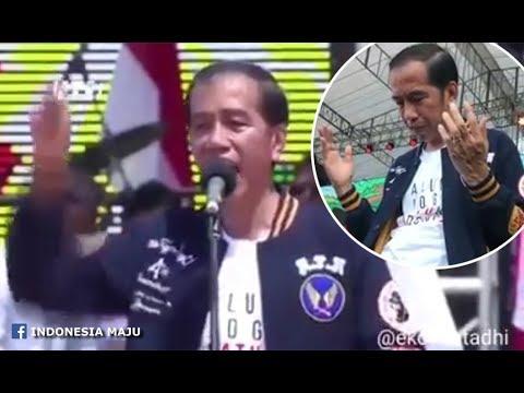 Jokowi Marah Besar Di Jogja, Siap Lawan Orang Yang Sebar Hoaks Tentang Dirinya