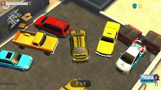 Parking Mania 2 / 3D Car Parking Games / Parking Skills / Android Gameplay Video
