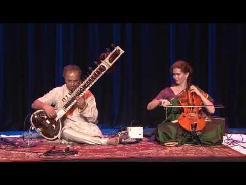 Shubhendra and Saskia @ Sangeet Mela 2016 - Encore
