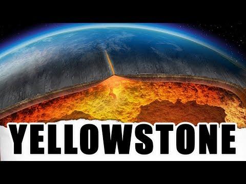 SUPERVULCÃO YELLOWSTONE - Ele vai Entrar em Erupção? Quais as Consequências? | Lenda ou Fato