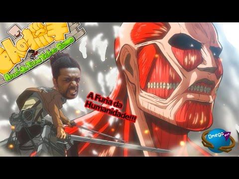 Sinta a Furia da Humanidade [Attack On Titan Tribute] Omega Play