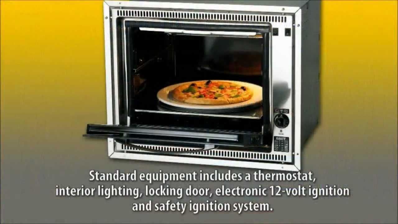 Dometic Smev Oven For Your Motorhome Youtube