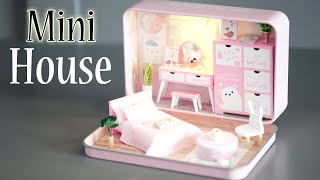 DIY Miniature Dollhouse Kit || Mini House - Miniature Land