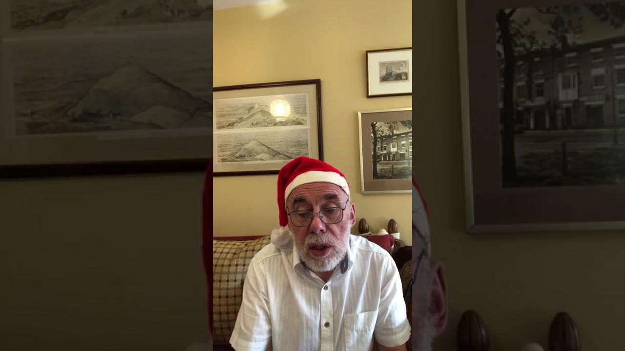Santa says... by Keith