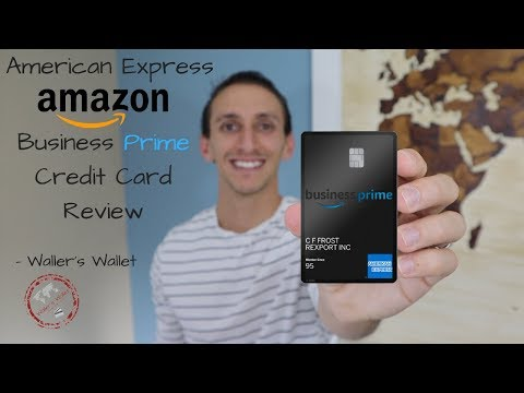 American Express Amazon Business Prime Credit Card Review | Waller's Wallet