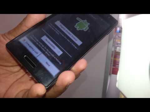 Como desbloquear Pantalla LG Optimus L9 P769