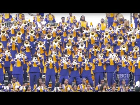 Neck - Miles College Marching Band 2015   Filmed in 4K