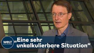 Spd-gesundheitsexperte karl lauterbach sieht kein schnelles ende des erneuten lockdowns. im welt-interview erklärt er außerdem, wie es bei einer möglichen im...