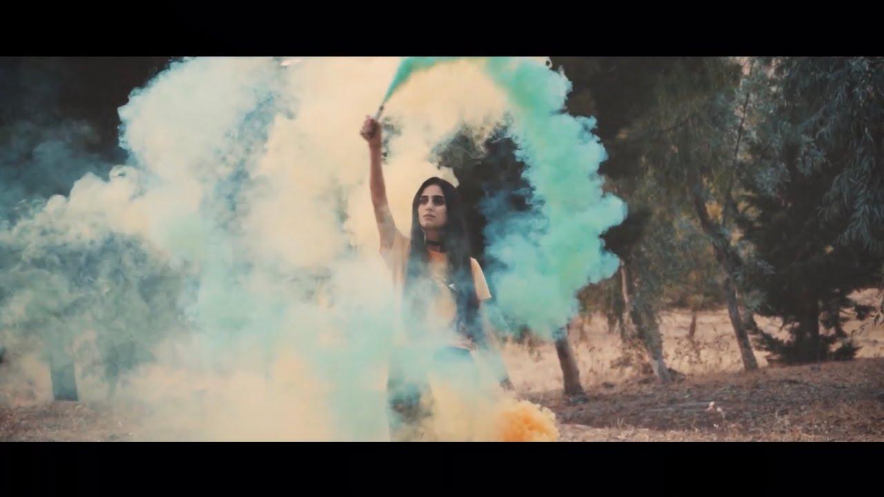 Smoke effect .Color grading ,Sony dA7RIII 2019 دانس کردن لەگەڵ ڕەنگەکان #xanabandan #slemani #kurd