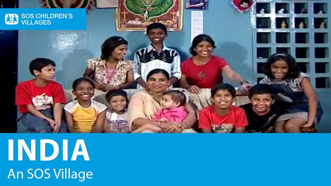 India: An SOS Village | SOS Children's Villages - YouTube