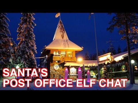 Elf Chat: Santa's Post Office