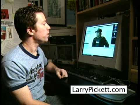 Larry Pickett takes you behind the scenes of Klasky Csupo Animation Studios in Hollywood CA