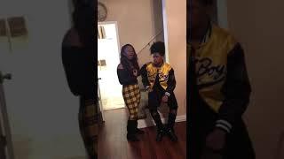 Lil Baby close friends remix (singing to boyfriend)