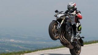 Honda CB1000R - Nakedbike Test