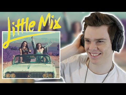 NEVER Listened to LITTLE MIX - Reaction