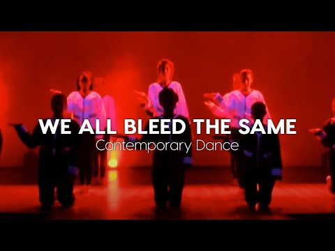 We All Bleed The Same By Mandisa (Dance)