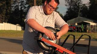 How To Change a Wheelbarrow Tire - Marathon Industries How To Videos