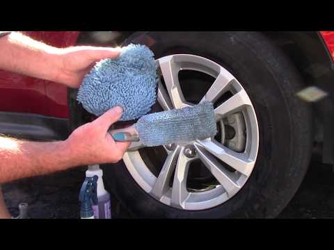 The Best Tire & Wheel Cleaning Brushes