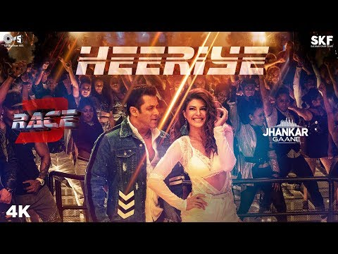Heeriye Jhankar Race 3  Salman Khan & Jacqueline  Meet Bros Ft. Deep Money, Neha Bhasin