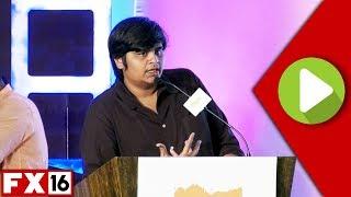 Stone Bench Films & Originals Launch Event |  Karthik Subbaraj Speech