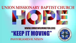 A Word From Pastor James H Nixon
