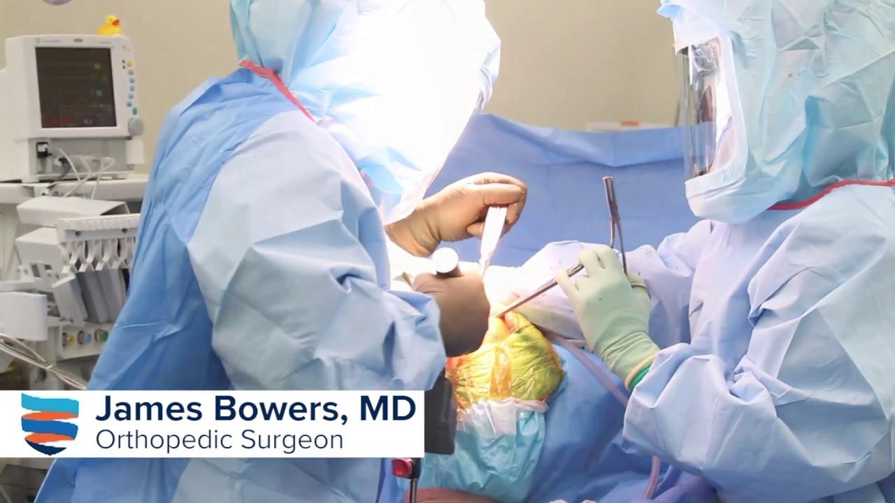 James Bowers, MD - EmergeOrtho