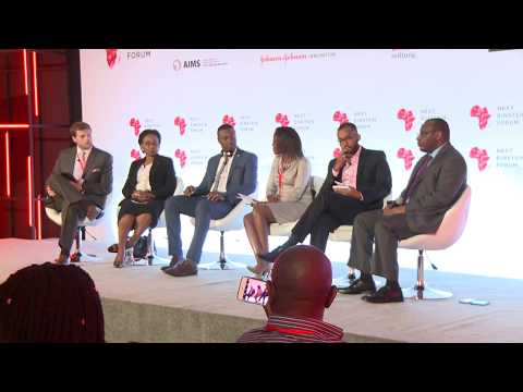 #NEF2018 Parallel Session: Africa:The New Fintech Frontier