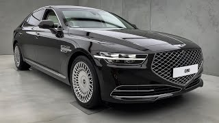 The New 2020 Genesis G90 FACELIFT - Interior&Exterior Tour
