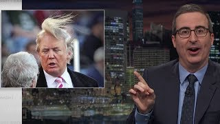 Watch John Oliver Mercilessly Weaponize Trump's Own Tactics Against Him in First Show of 2018