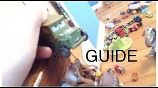 Cars Adventures Episode Guide #1-Carburetor Crash