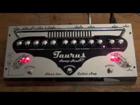 Taurus Stomp Head 4.SL Review