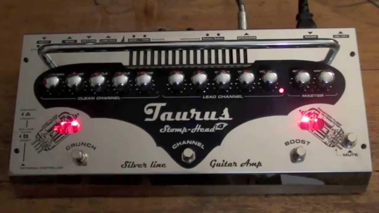 Taurus Stomp-Head 4.SL