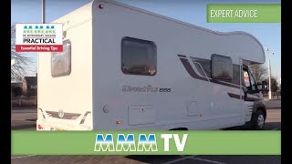 Motorhome Driving Tips - what you need to know!