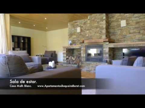 Casa malh blanc vielha apartamentos baqueira beret - Casas en baqueira ...
