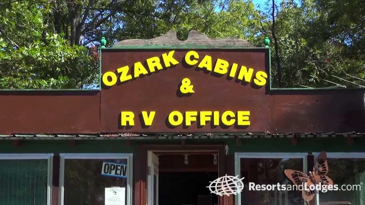 Ozark Cabins, Eureka Springs, Arkansas   Resort Review