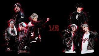 HYUNG VS MAKNAE LINE   BTS (FMV)