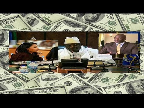 Gambia Commission Of Enquiry On Yahya Jammeh's Financial Dealings (P2)