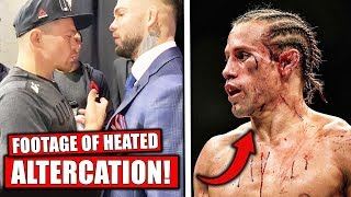 cody-garbrandt-confronted-by-petr-yan-backstage-covington-suffered-broken-jaw-dana-white-ufc-245