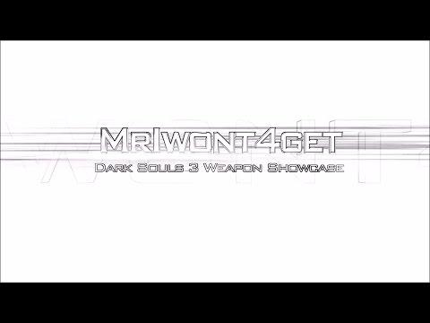 Dark Souls 3 Weapon Showcase: Murky Hand Scythe
