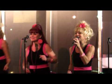 The PopTarts retro 60's girl group 2014 promo