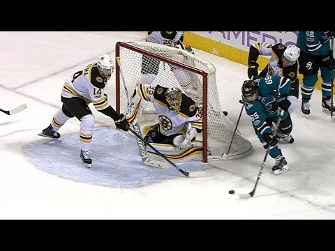 11/18/17 Condensed Game: Bruins @ Sharks