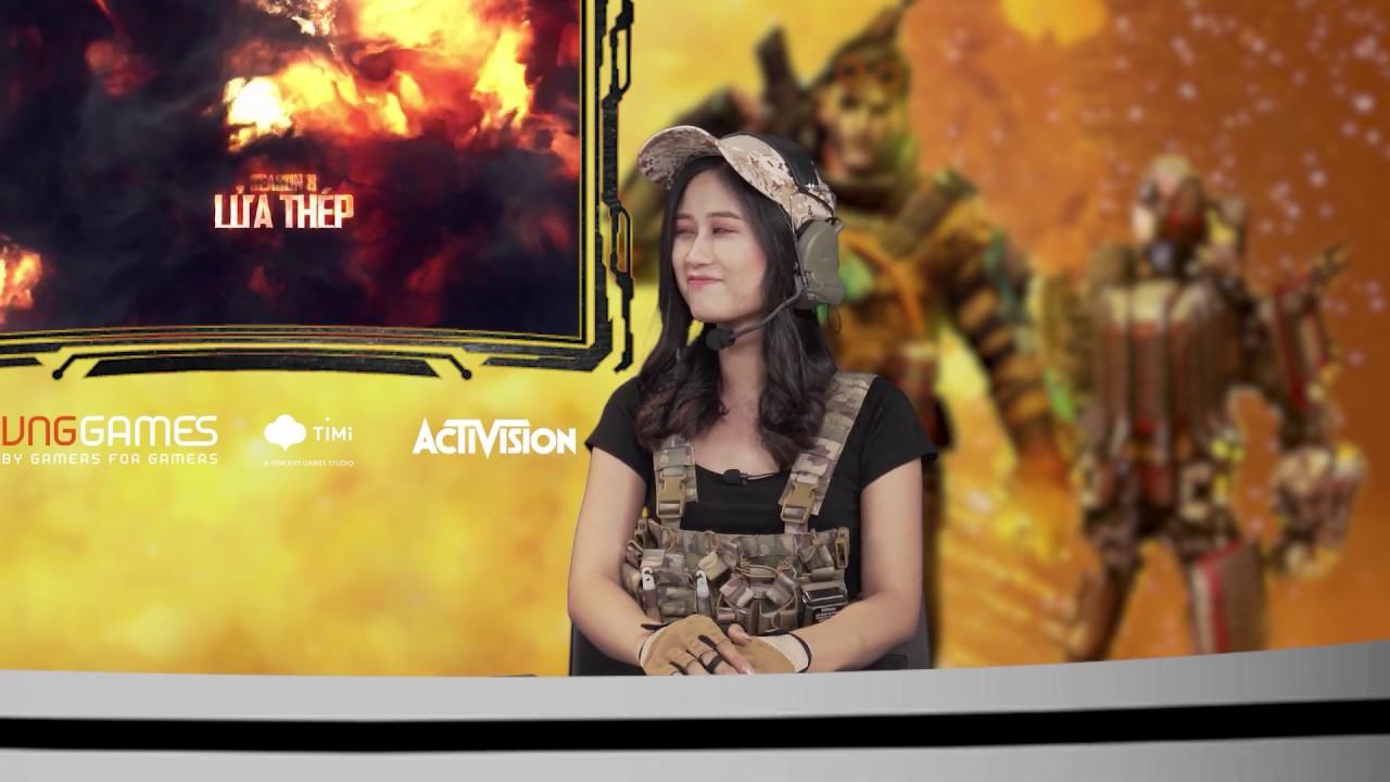Bản Tin Sự Kiện Hàng Tuần Call of Duty: Mobile VN SỐ 05