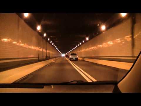 Tunnels Along the Pennsylvania Turnpike 7/24/15