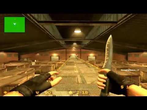 Как стрелять с Deagle в Counter-Strike: Source