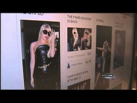 KTVU PALO ALTO: New social network built around Lady Gaga launches