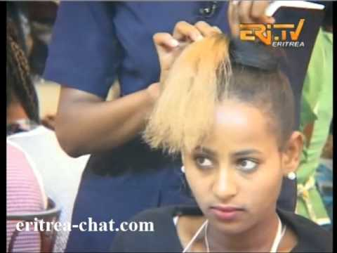 Eritrean Interview About Fake Hair Extension - Eritrea TV