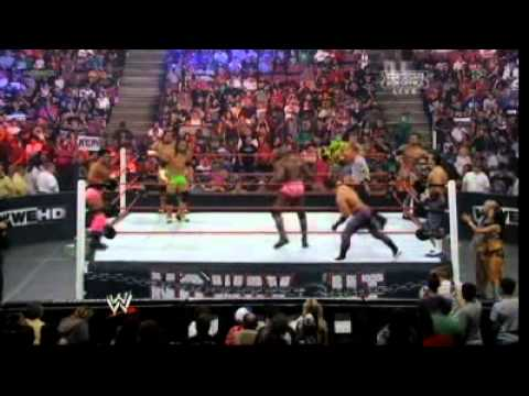 WWE No Way Out 2012 Highlights